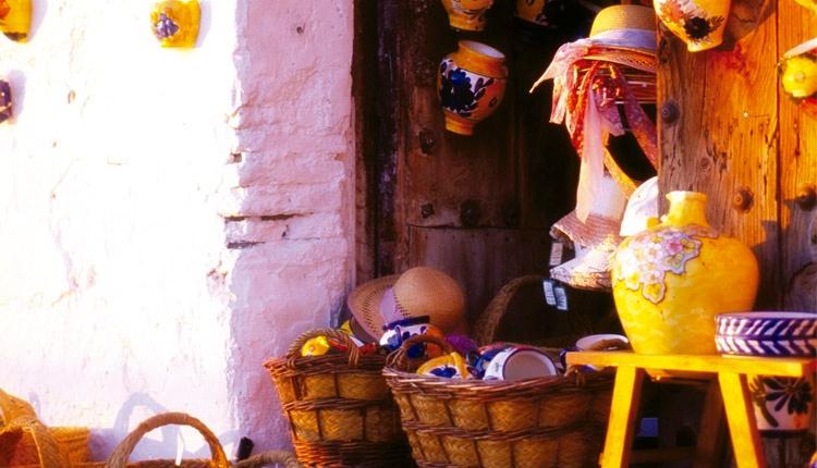 Frigiliana, pueblo de la Axarquía