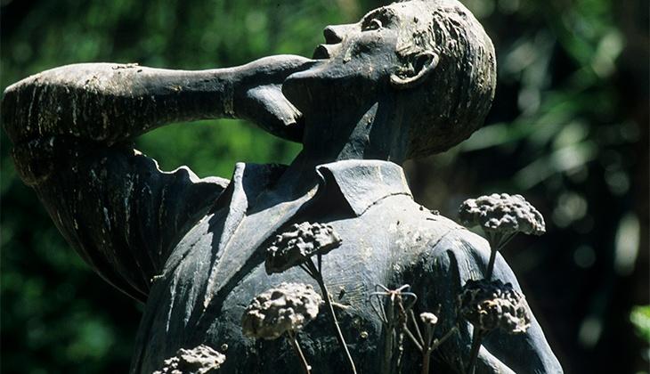 Estatua del Biznaguero