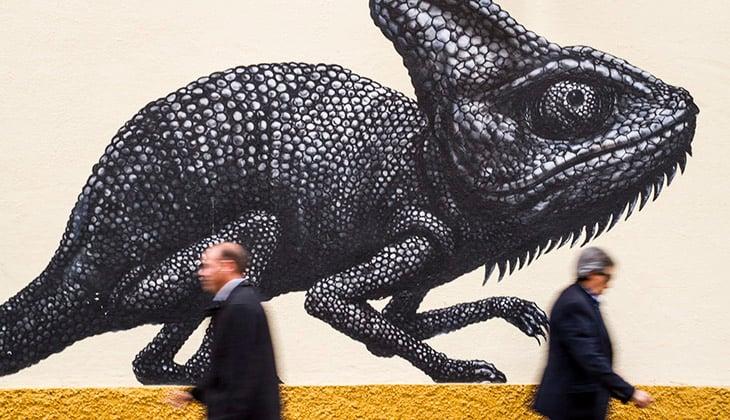 Ein Spaziergang durch das Soho in Málaga, dem Kunstviertel der Hauptstadt der Costa del Sol