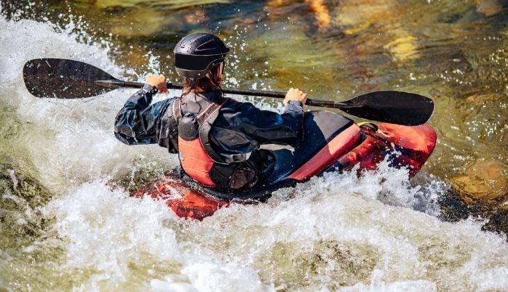 activités sportives kayak Málaga