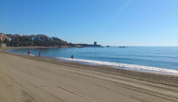 mejores playas de Casares en la costa del sol con niños