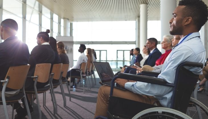 Accessible events in Malaga