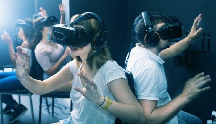 Réalité virtuelle pour un événement