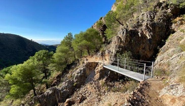 El Saltillo Canillas de Aceituno, province de Malaga