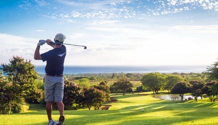 Livre de golf pour améliorer sa technique