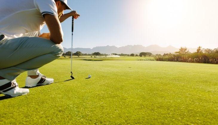 elegir varilla de golf