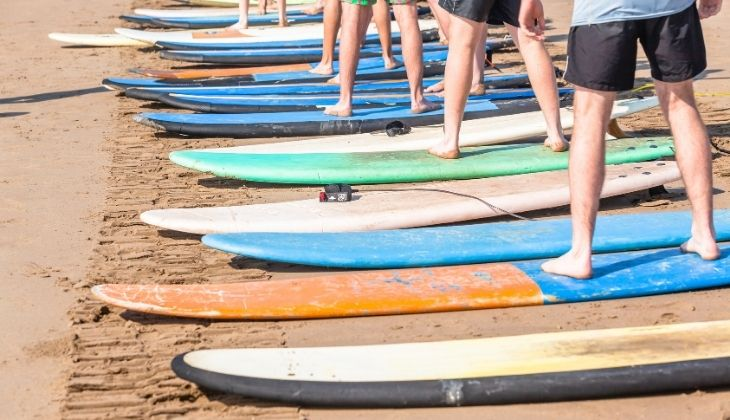 Surfschulen in Malaga