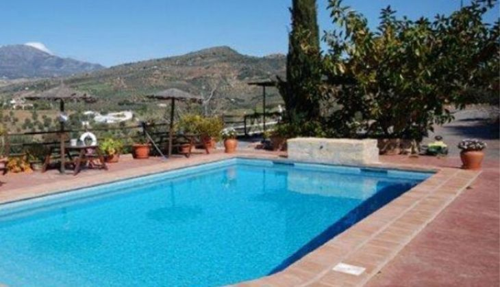 Country house to go with children in Guaro, Málaga