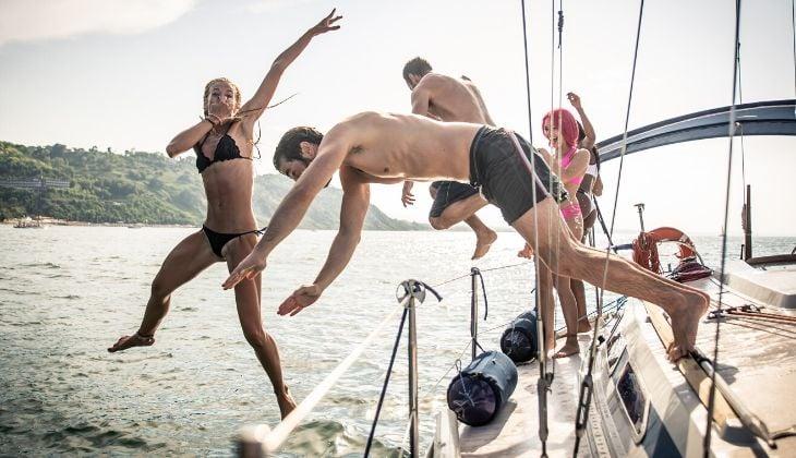 activités nautiques Costa del Sol