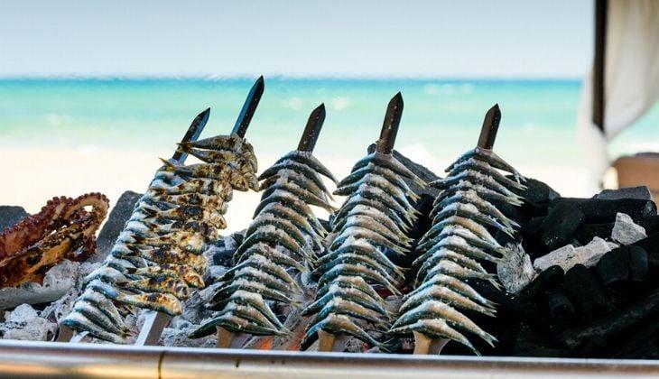 gastronomic getaway Costa del Sol