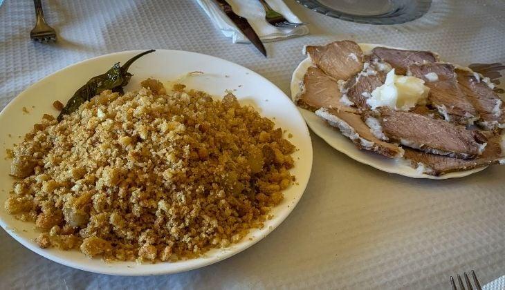 Restaurante Venta El Pinar,  Montes de Málaga