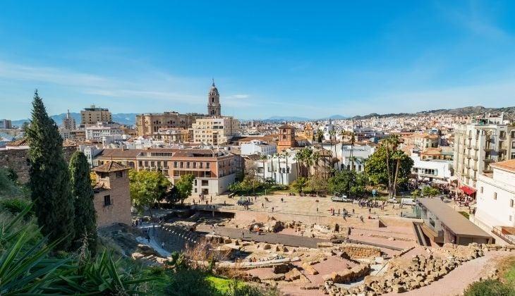 Escapadas de un fin de semana en pareja en Málaga
