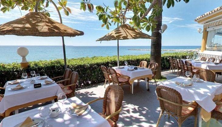 Restaurante con vista al mar La Cala, Benalmádena