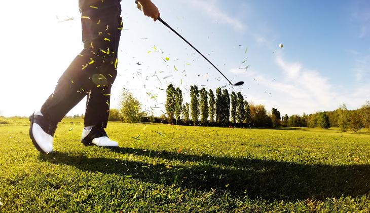 errores swing golf