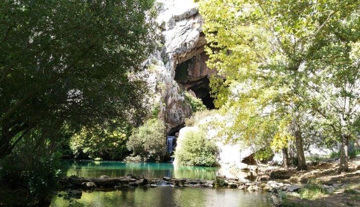 Cueva del gato - Benaojan