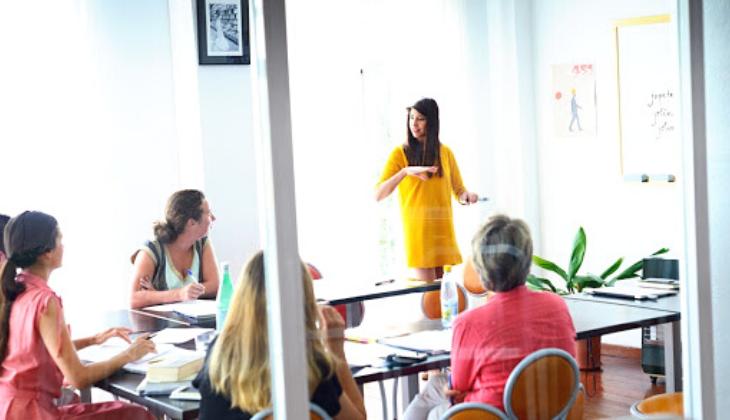 Intercambio de idiomas en Málaga centro