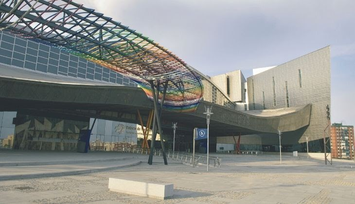 events at the Palacio de congresos de Málaga
