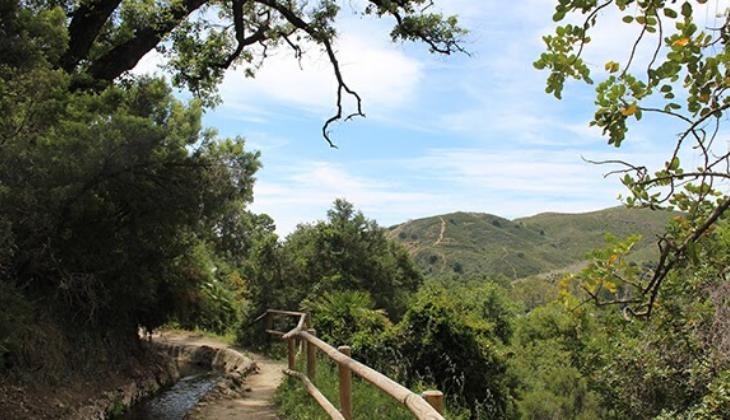 qué ver en Benahavís ribera del río Guadalmina