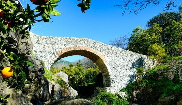 винный маршрут в Малаге, Аксаркия