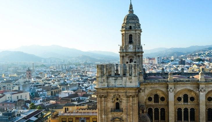 visit Malaga in one day