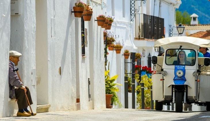 organized trips from Malaga Mijas
