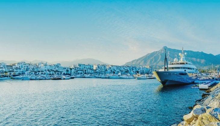 crucero Costa del Sol