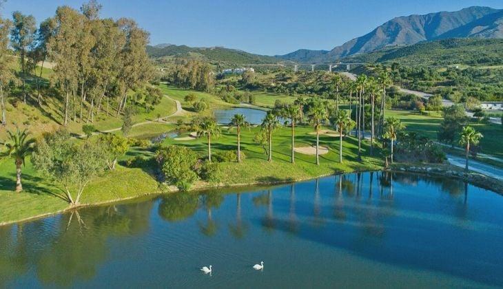 Campos de golf Málaga Estepona Golf