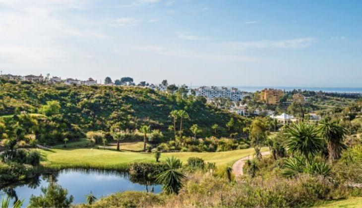 Resorts de golf Estepona La Resina Golf & Country Club