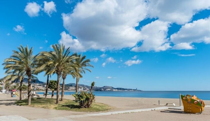 The best beaches with children in Malaga