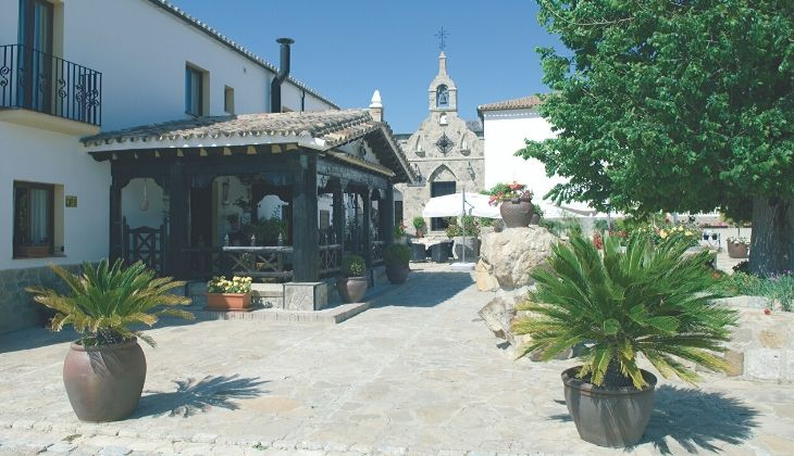 Hotel Rural Cortijo Salinas