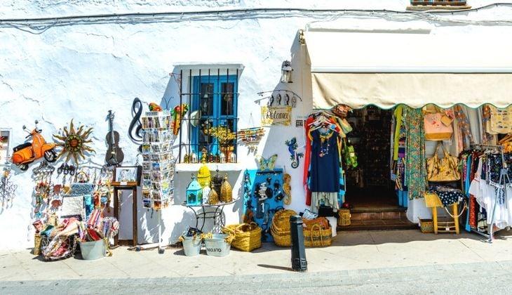 shopping flea markets malaga