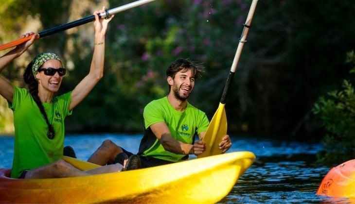 Realiza actividades en el río Guadiaro, la gran senda litoral Málaga