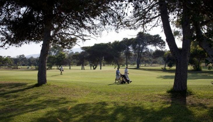 Escuela de Golf Parador Málaga golf
