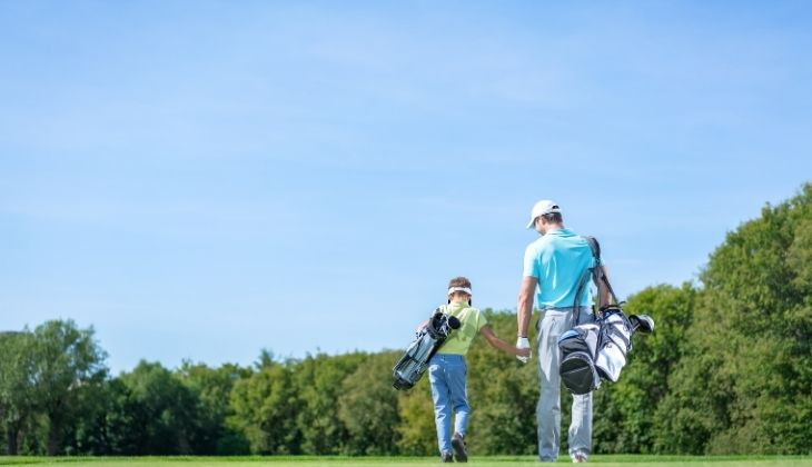 Golf courses for kids in Malaga