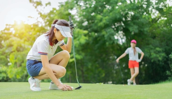Golf courses for children on the Costa del Sol