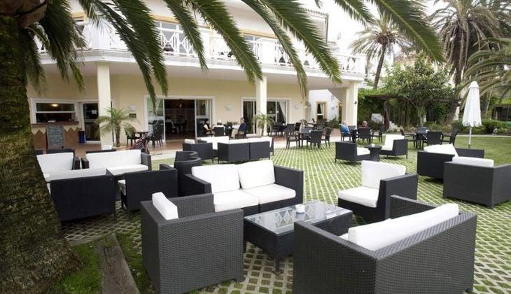 Casa club La Duquesa Golf en Málaga