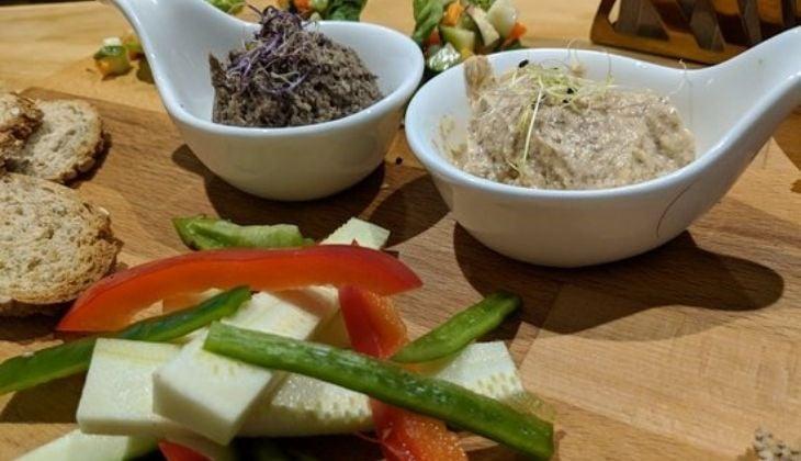 La Sociedad Herbívora, Restaurant vegan à Malaga