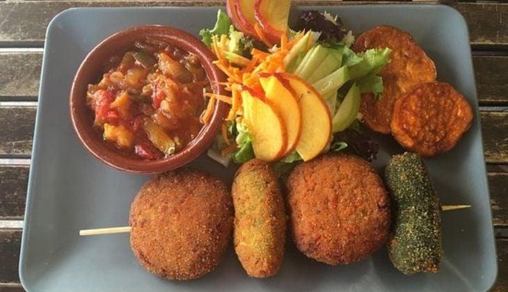 El Vegetariano de la Alcazabilla, Vegetarier Malaga
