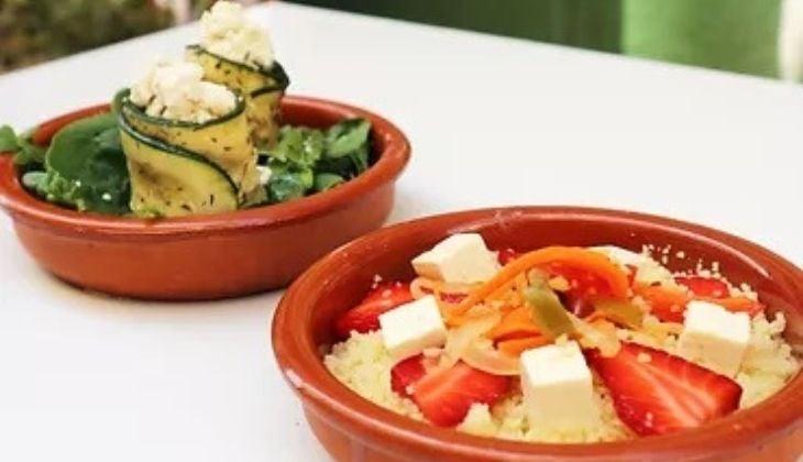 Nicpic, vegetarisches Restaurant Malaga