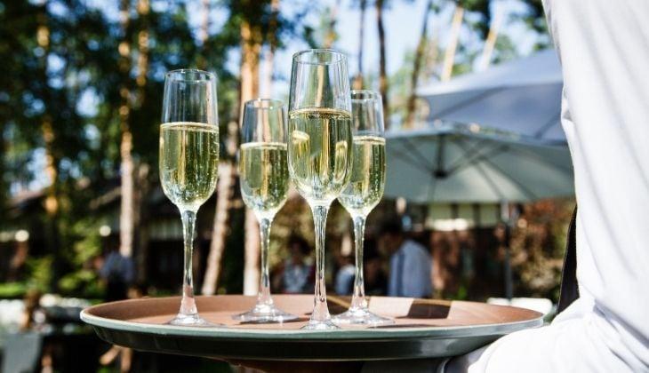 Catering para eventos al aire libre en Málaga