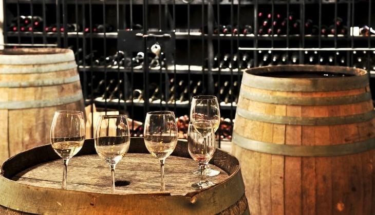 cata de vinos en Málaga bodegas