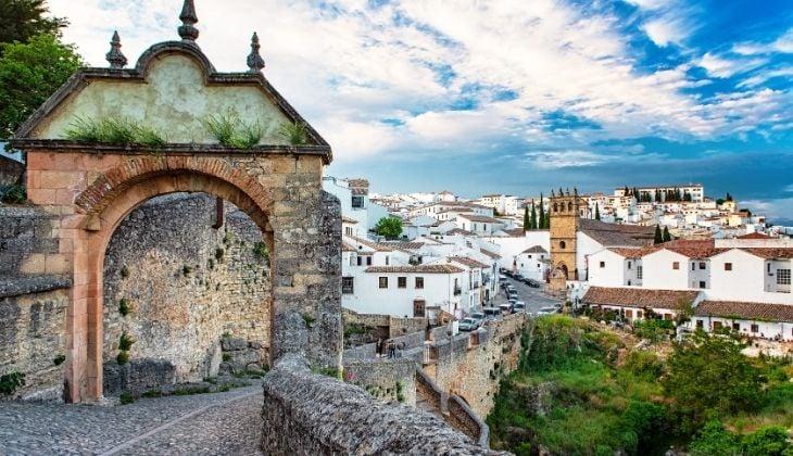 Ronda, escapada rural romántica en Málaga
