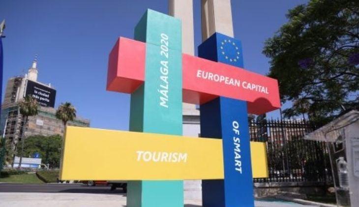 Málaga, destinos turísticos inteligentes en España