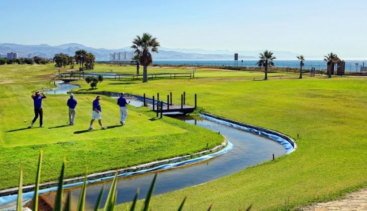 Parador de Golf, terrains de golf sur la Costa del Sol