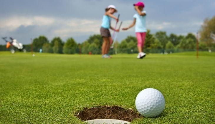 Juego de golf infantil Costa del Sol