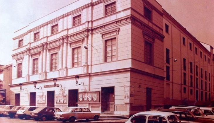 Malaga Cervantes Theater