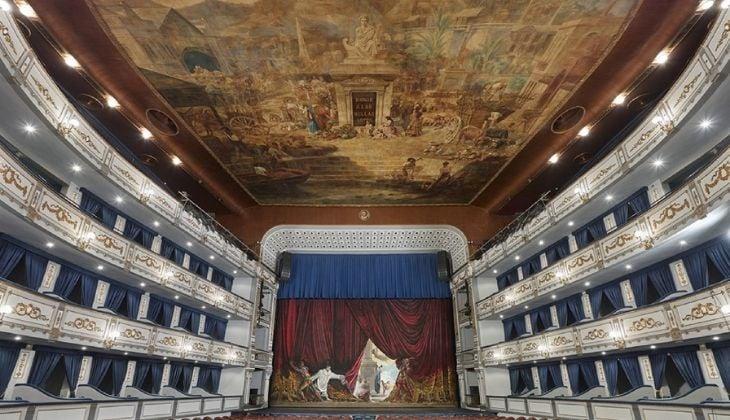 Cervantes Theater 2020