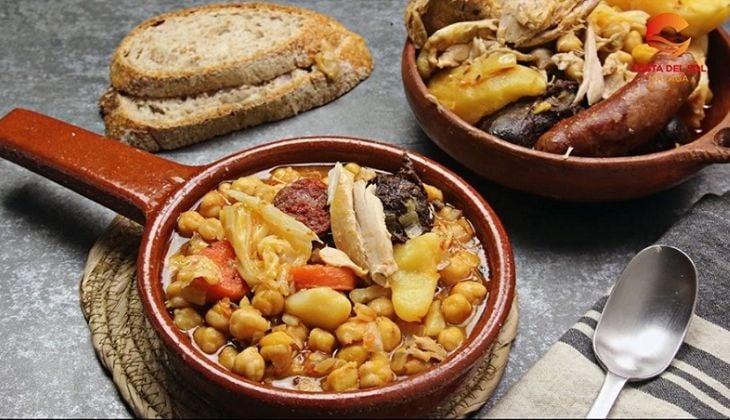 Berza, typische Rezepte aus Malaga