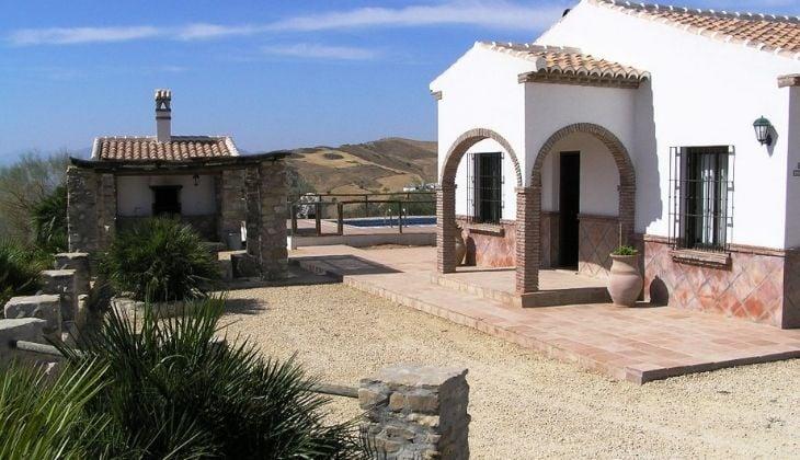 Casa El Guindo, country house Malaga province