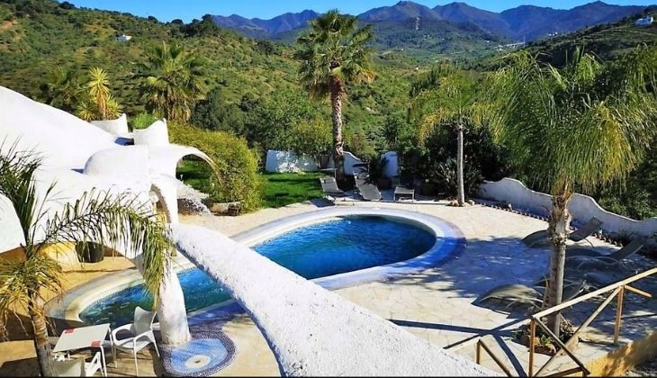Casa Rural Superior Villa El Oasis, rent country house malaga province